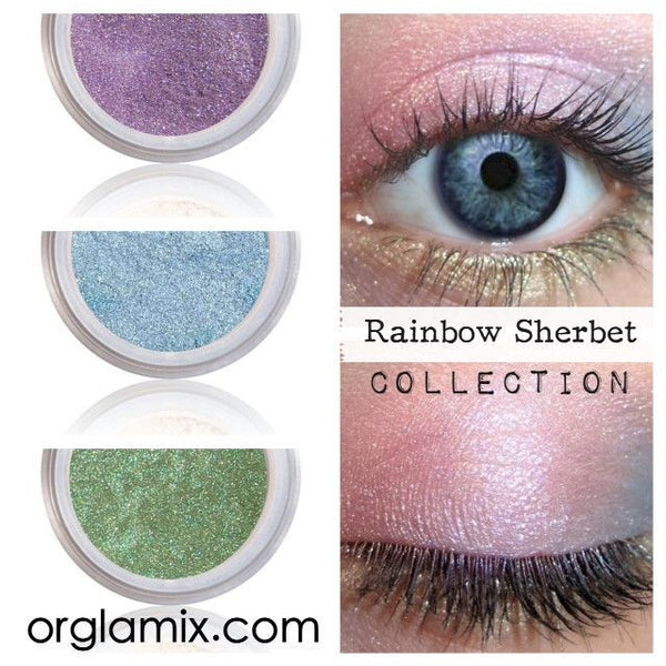 Rainbow Coordinated Fruits: Rainbow Sherbet Collection