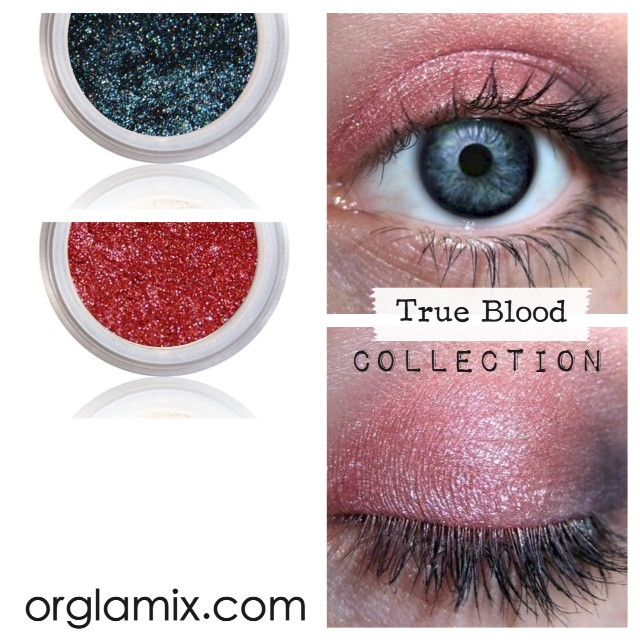 True Blood Collection - Cruelty Free Makeup, Best Mineral Makeup, Natural Beauty Products, Orglamix