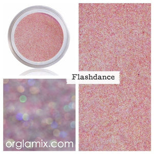 Flashdance Glitter - Cruelty Free Makeup, Best Mineral Makeup, Natural Beauty Products, Orglamix