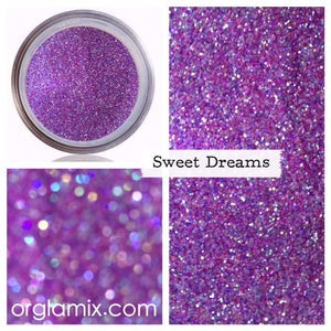Sweet Dreams Glitter - Cruelty Free Makeup, Best Mineral Makeup, Natural Beauty Products, Orglamix