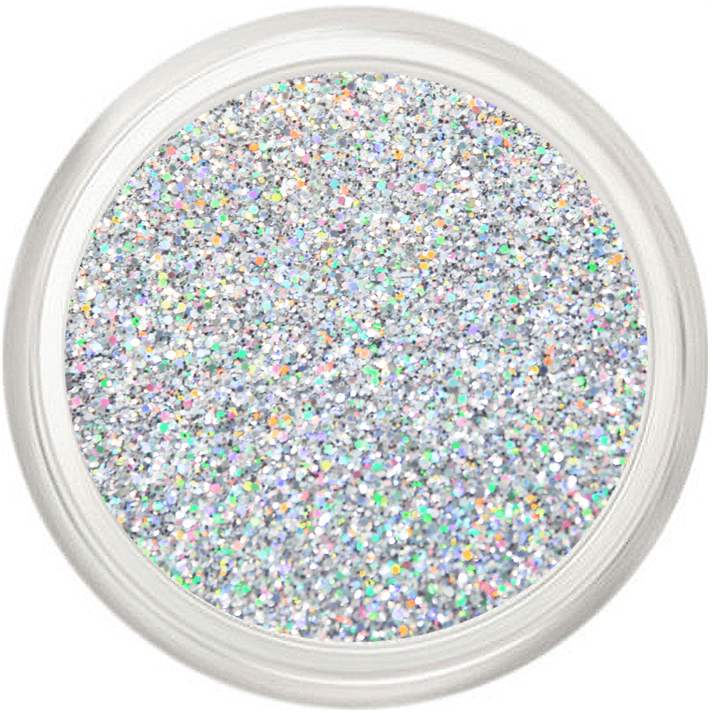 Atomic Glitter Pigment - Cruelty Free Makeup, Best Mineral Makeup, Natural Beauty Products, Orglamix