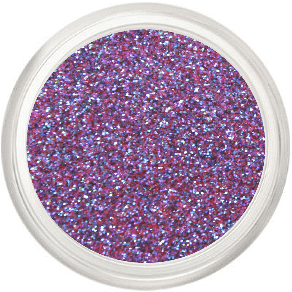 Bizarre Love Triangle Glitter - Cruelty Free Makeup, Best Mineral Makeup, Natural Beauty Products, Orglamix
