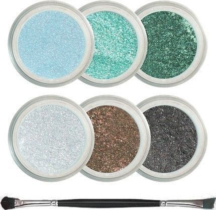 Grey Eyes Intensify Collection - Cruelty Free Makeup, Best Mineral Makeup, Natural Beauty Products, Orglamix