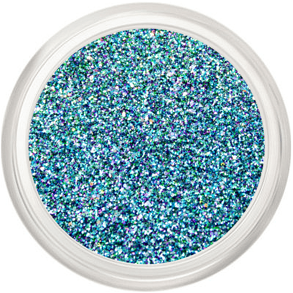 Sailing Glitter - Cruelty Free Makeup, Best Mineral Makeup, Natural Beauty Products, Orglamix
