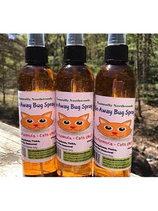Naturally Northwoods Go Away DEET-FREE Tick & Mosquito Spray