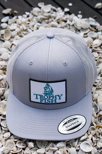Trophy Fish Flag Hats