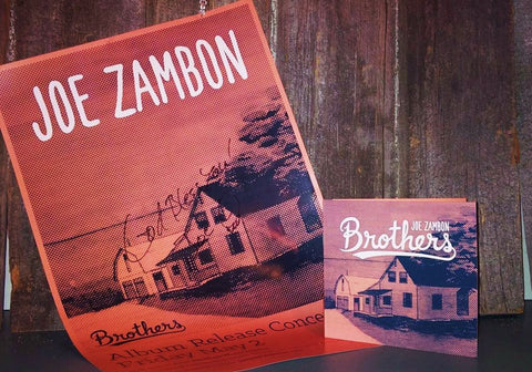 Joe Zambon ~ Brothers