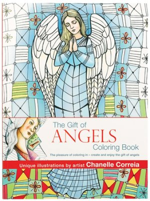 Colouring Book ~ The Gift Of Angels