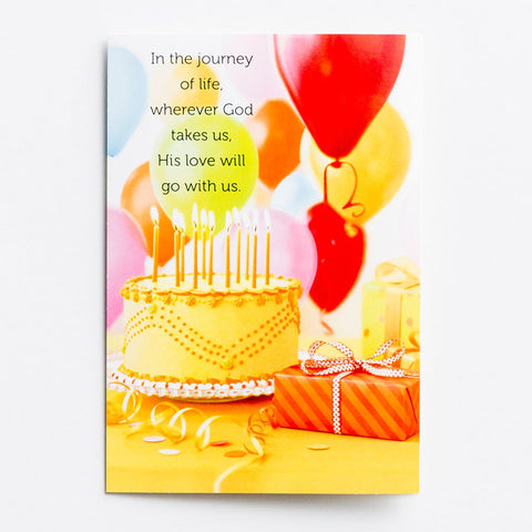 Birthday ~ Celebrating You ~ Boxed Cards by DaySpring