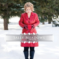 Sally Meadows ~ Red & White