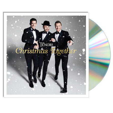 Cd ~ The Tenors: Christmas Together