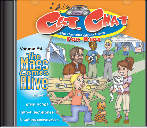 The Mass Comes Alive CD