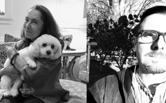 April 24 - Among Friends: Ann Beattie and Michael Carroll