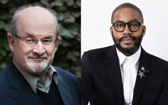 May 2 - Introducing: Salman Rushdie Presents Mitchell S. Jackson