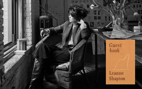 May 29 - Ghost Stories with Leanne Shapton and Special Guests