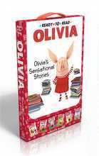 Olivia's Sensational Stories Box Set