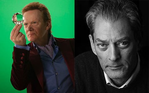 June 6 - On the High Wire: Philippe Petit in Conversation with Paul Auster
