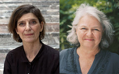 June 25 - Corfu to Crete/Dante to Ferrante: A Passion for Language with Ann Goldstein and Mary Norris