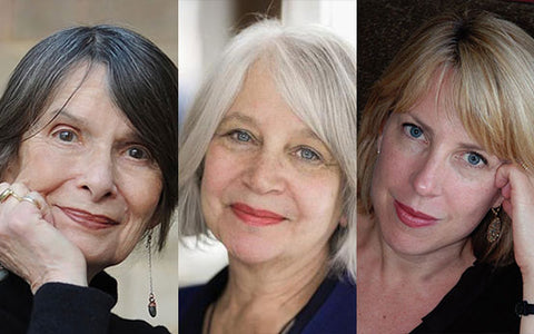June 4 - Writing Women in History: Susan Richards Shreve with Mary Morris and Christina Baker Kline