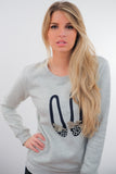 Ballerinas & Pearls Sweater (3 colors available)