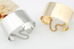 C*line Chain Cuff Bracelet (2 COLORS AVAILABLE)