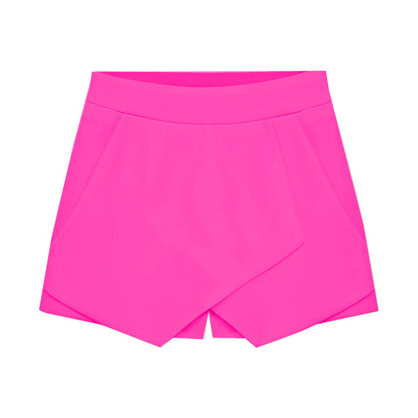 """Field of Dreams"" Hot Pink Skort Shorts (4 colors available)"