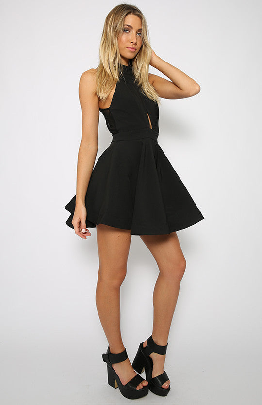 """Marilyn's BFF"" Babydoll Skater Dress (4 colors available)"