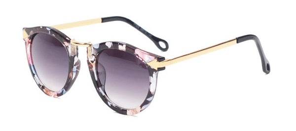 Floral Harvest Arrow Sunglasses