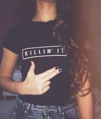"YONCE ""Killin It"" T-shirt (3 colors available)"