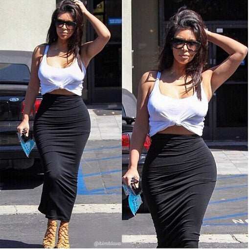 """Paparazzi Ready"" Kim K Two Pieces Set"