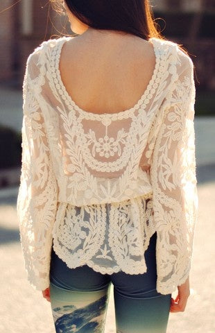 Lacey Summer Tunic
