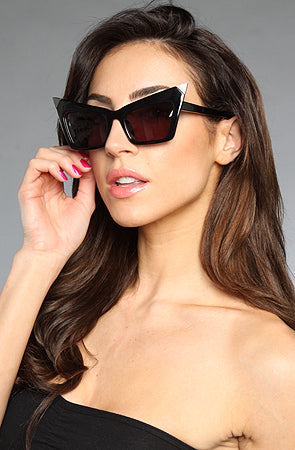 The Farrow Cat Eyes Sunglasses