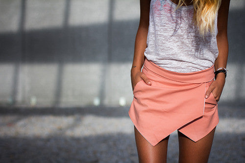Culotte Shorts Mini Skort (4 colors available)
