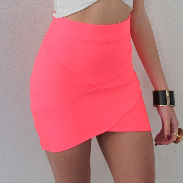 "CHIC ""Hot Mamacita"" Bandage Skirt (5 colors available)"