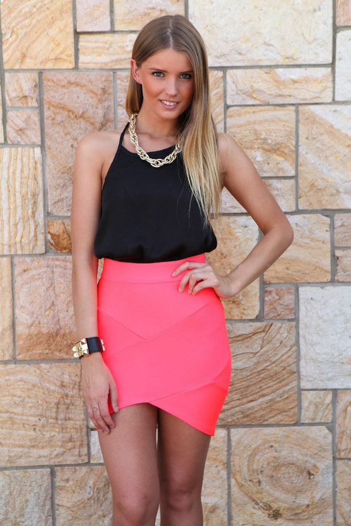 "CHIC ""Hot Mamacita"" Bandage Crop Top Vest (5 colors available)"