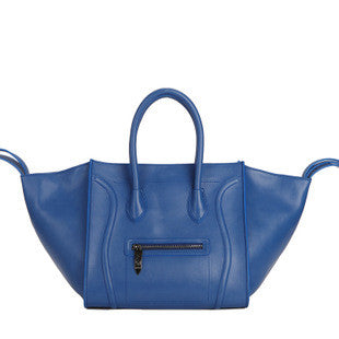 Phantom Satchel- Blue