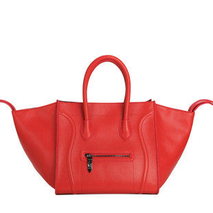 Phantom Satchel- Red