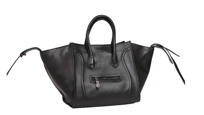 Phantom Satchel- Black