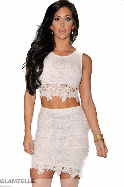 """Queen Bee"" Kim K Inspired Laces Dress Set"