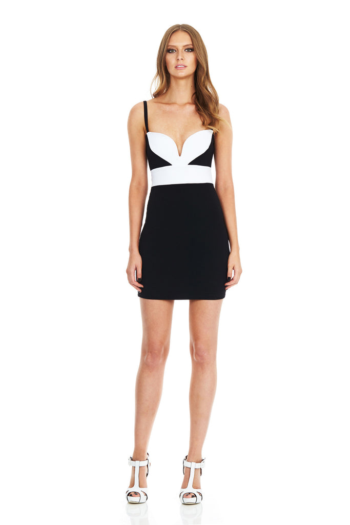 The Bonita Bodycon Dress (2 colors available)