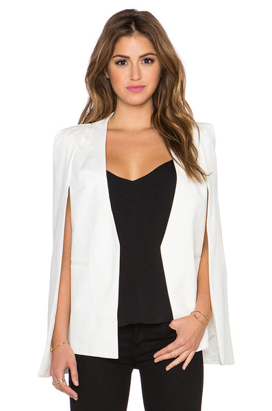 """The SuperWoman"" Cape Blazer (2 colors available)"