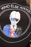 Who else Rocks? Karl! T-shirt (2 colors available)