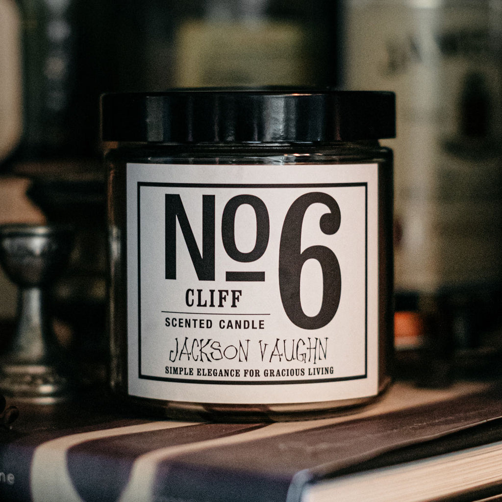 No. 6 Cliff Candle