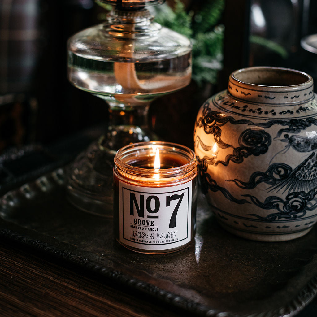 No. 7 Grove Candle