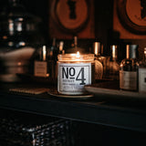 No. 4 District Candle