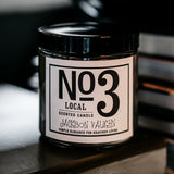 No. 3 Local Candle