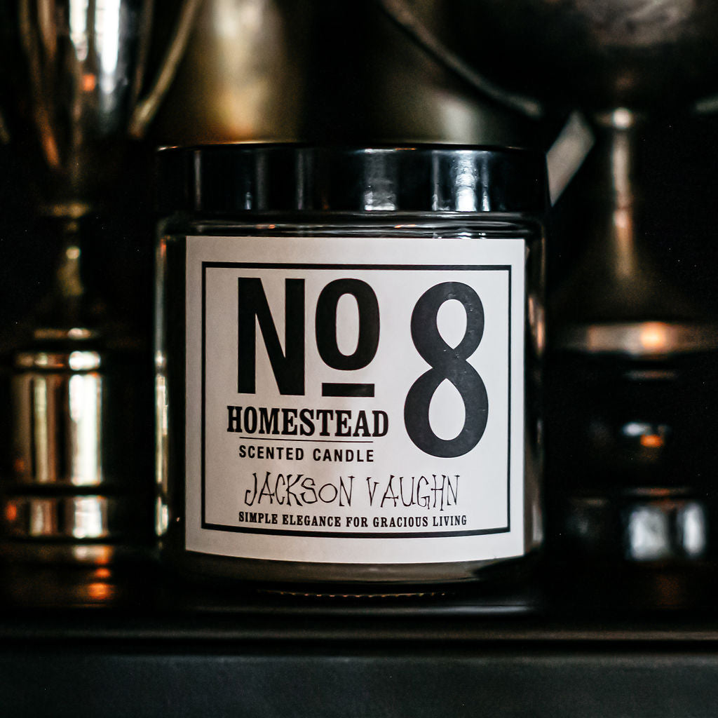 No. 8 Homestead Candle