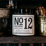 No. 12 Hacienda Candle