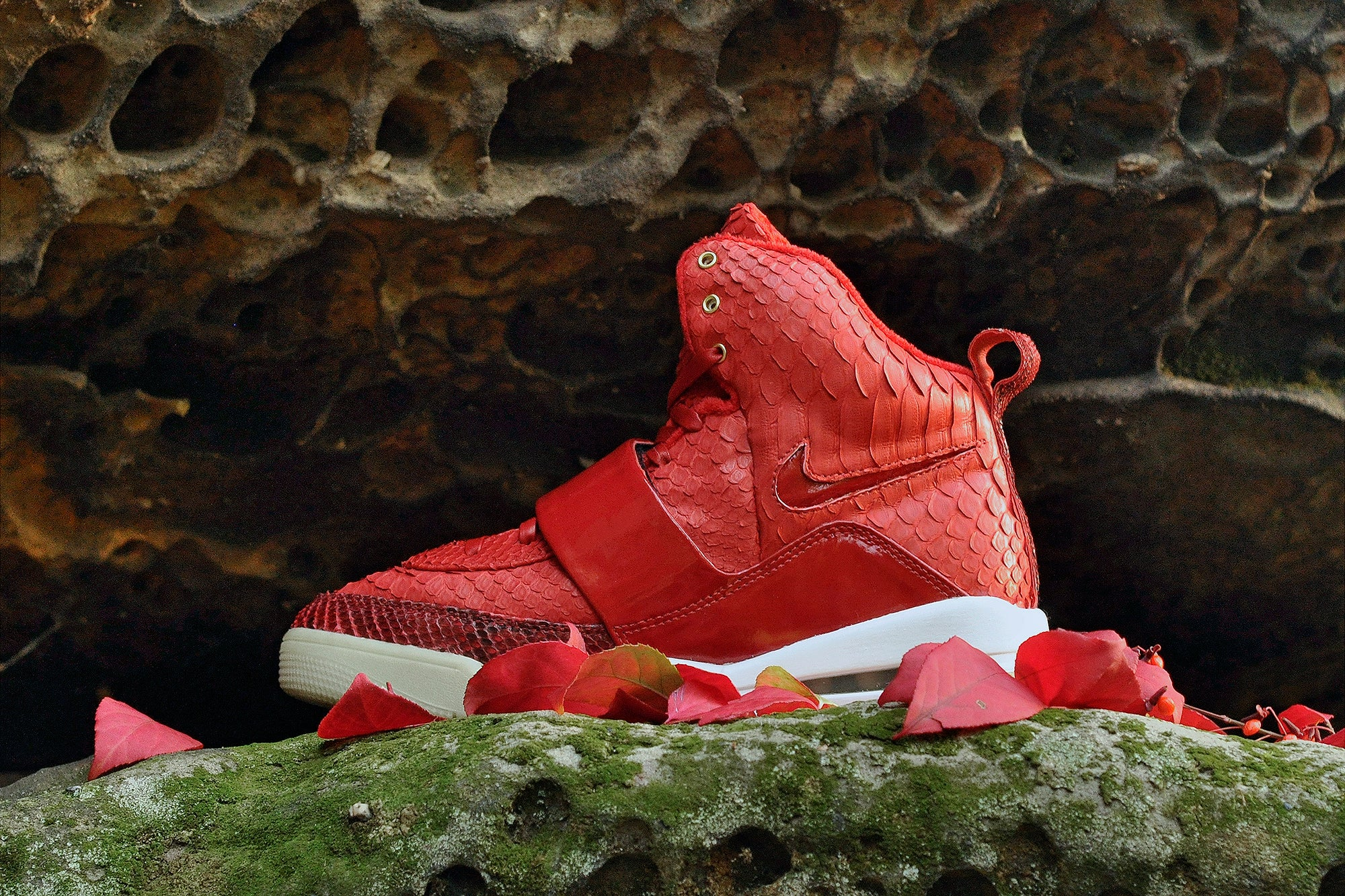 Red October Yeezy 1