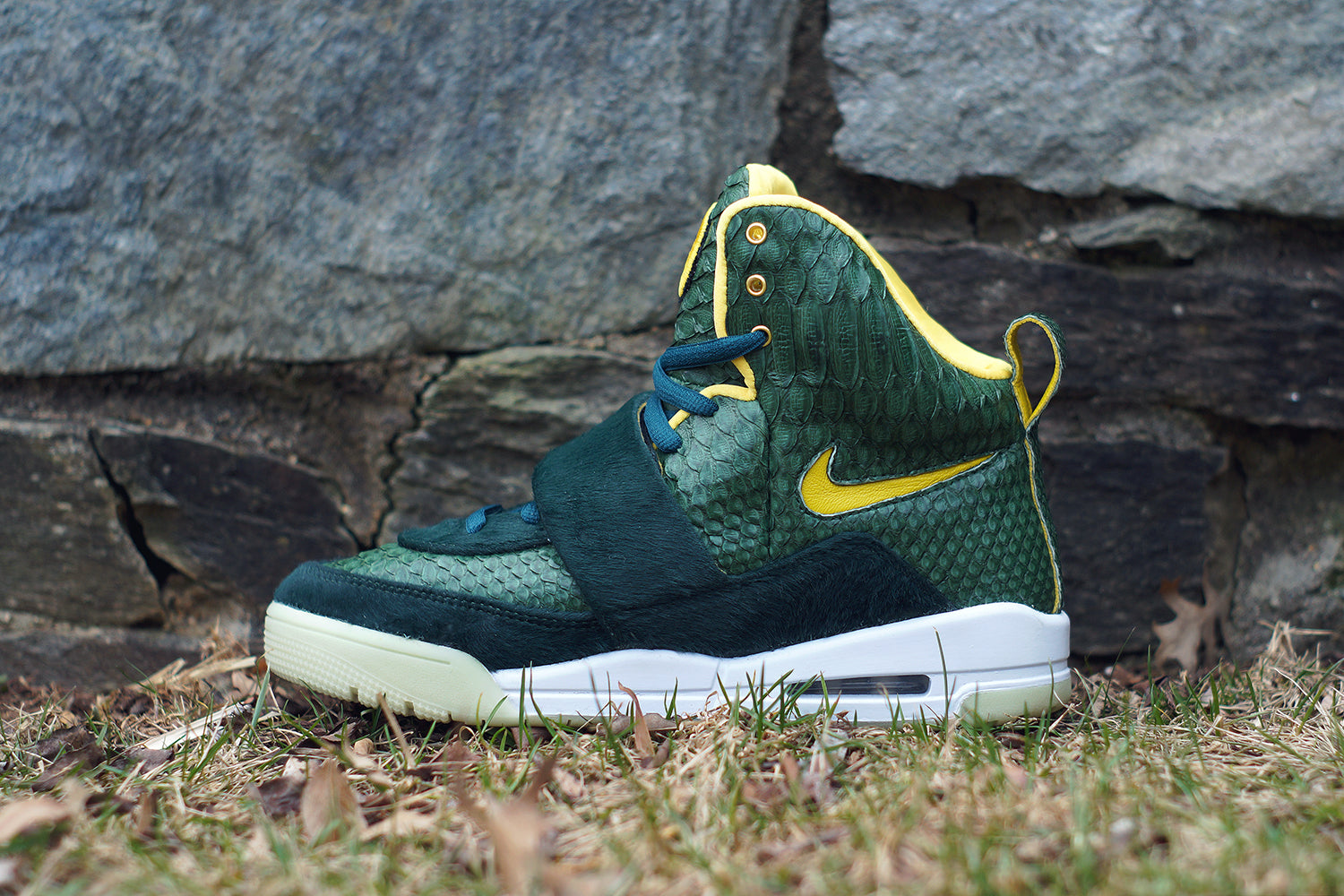 Oregon Yeezy 1